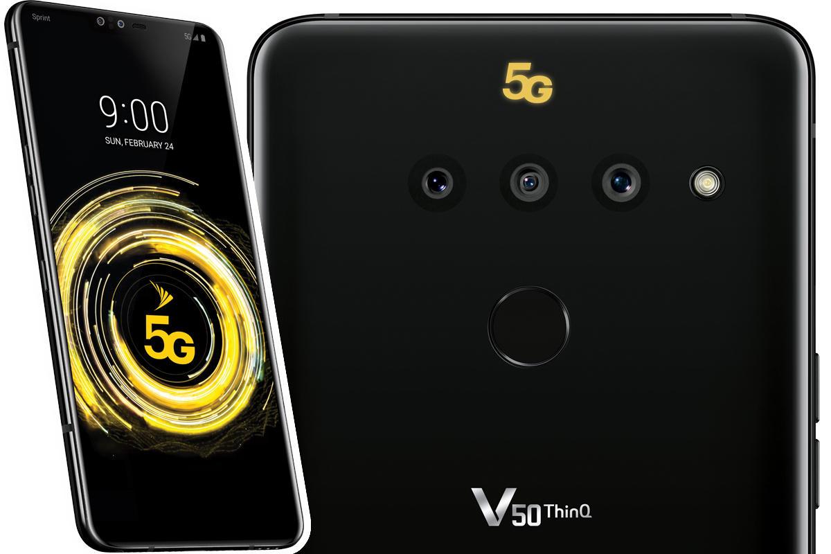 LG планирует размещать 5G-антенну на обратной стороне дисплея смартфона - 1