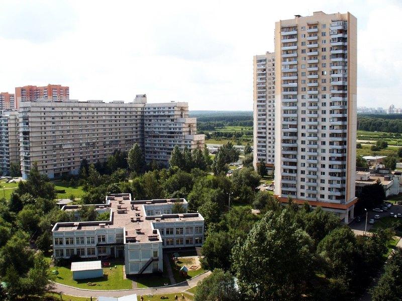 Район будущего из социалистической сказки: Северное Чертаново