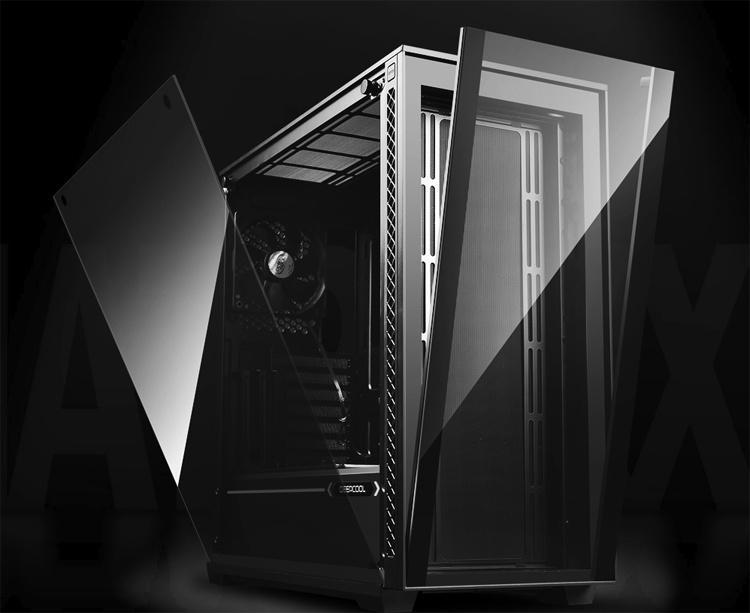 Deepcool Matrexx 70: компьютерный корпус с поддержкой плат E-ATX