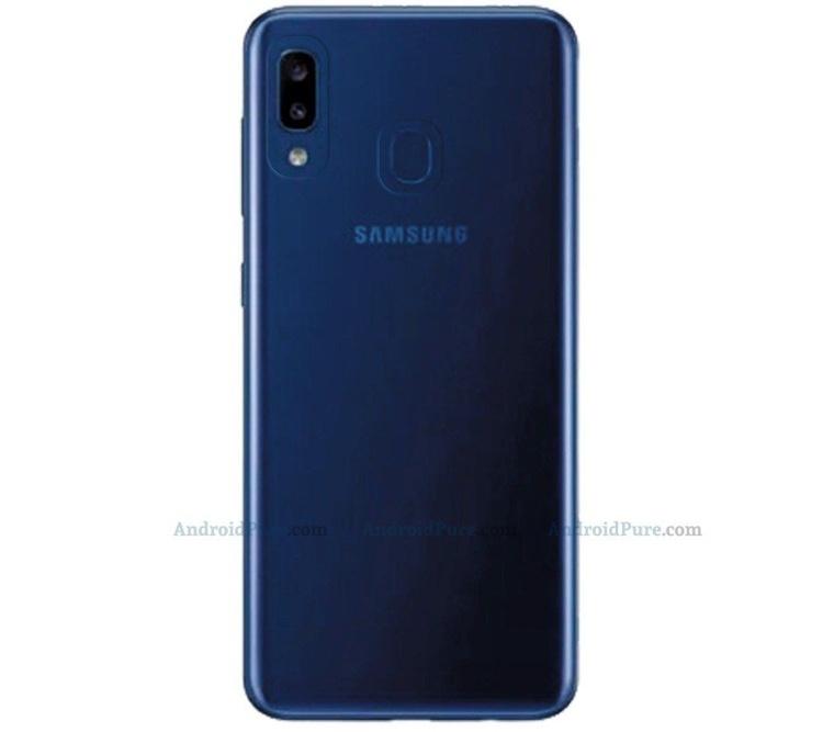 Samsung готовит смартфон Galaxy A20e с двойной камерой