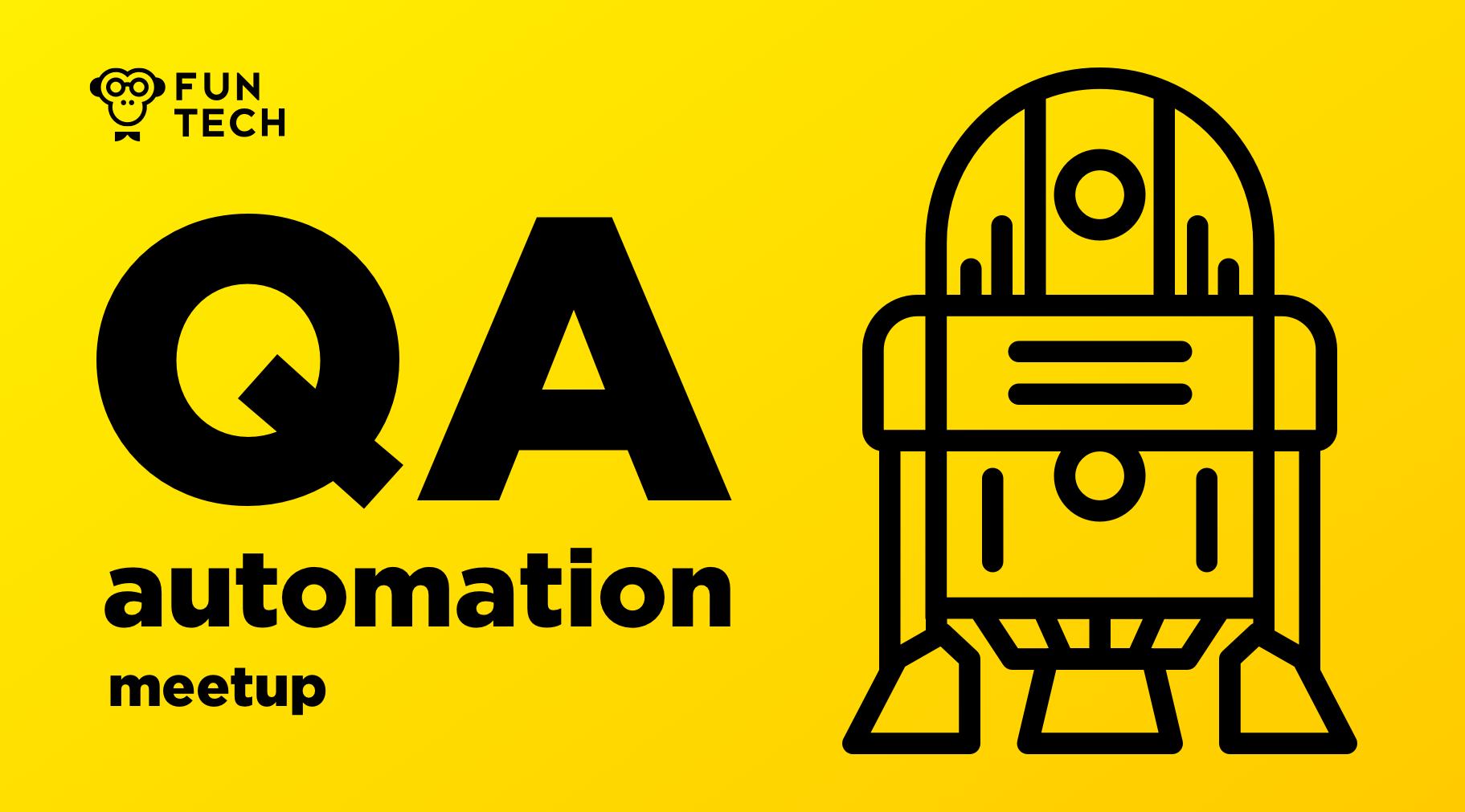 Анонс FunTech QA-automation meetup - 1