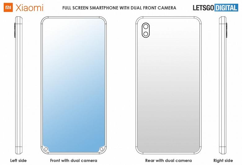 Галерея дня: Xiaomi работает над смартфоном с «усами Гитлера»