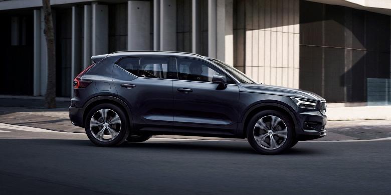 Первый серийный электромобиль Volvo выйдет до конца текущего года