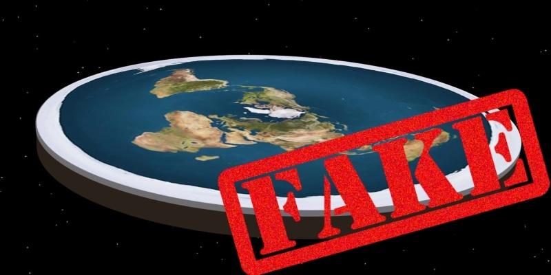 Плоская Земля: эксперименты и доказательства - 1