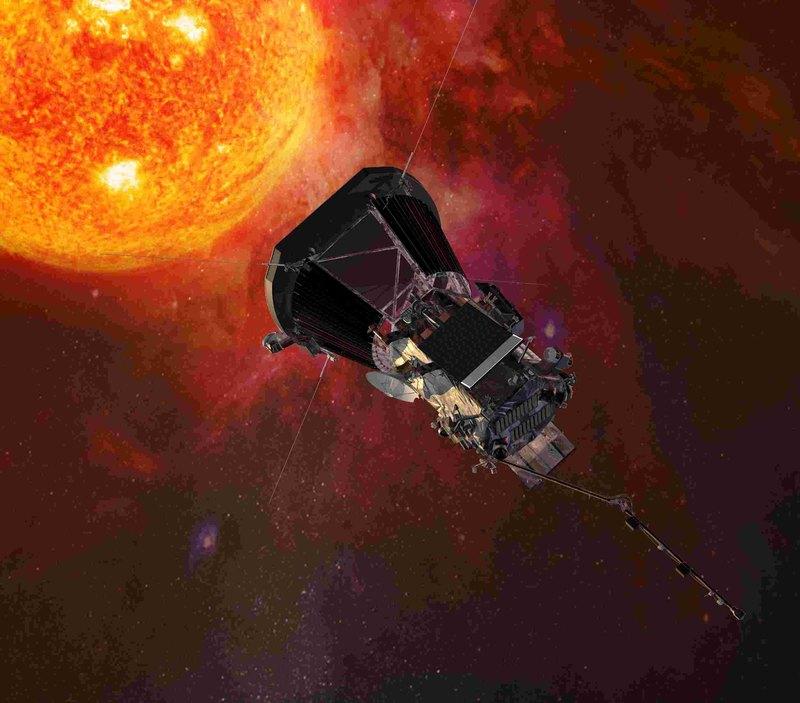 Зонд «Паркер» приступил ко второму сближению с Солнцем