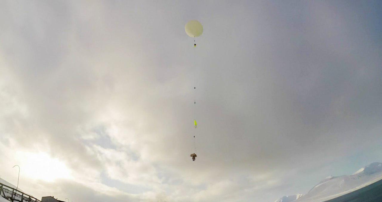 Как согласовать полёт зонда в стратосферу (с чем мы столкнёмся на практике при запуске) - 6