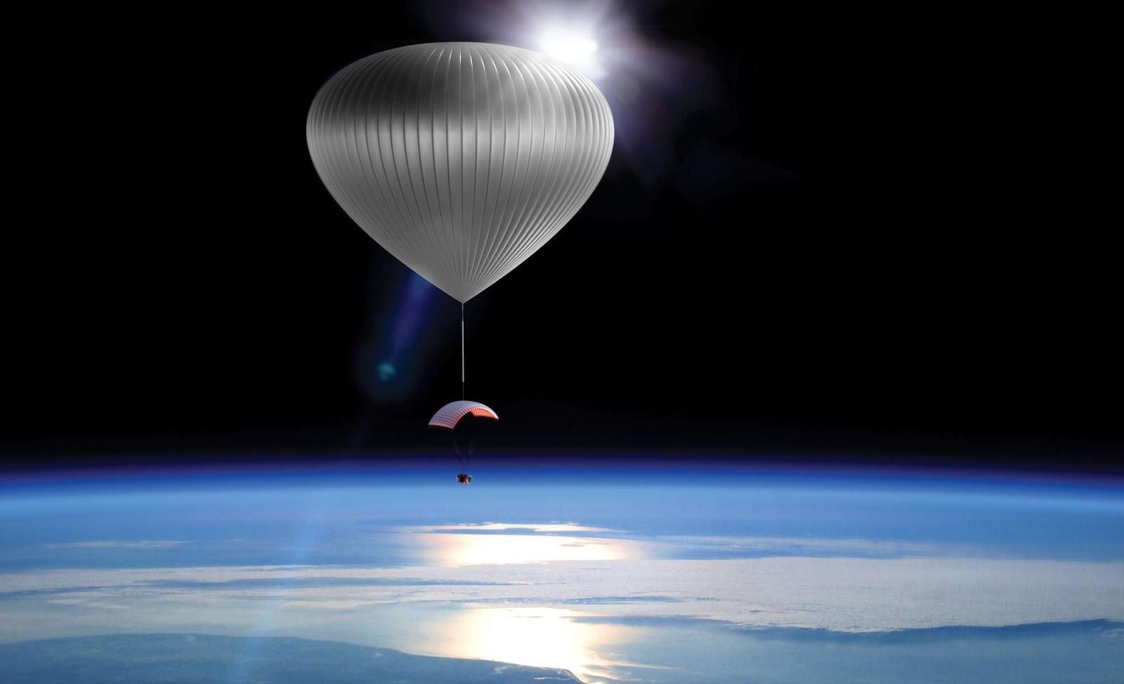 Как согласовать полёт зонда в стратосферу (с чем мы столкнёмся на практике при запуске) - 1