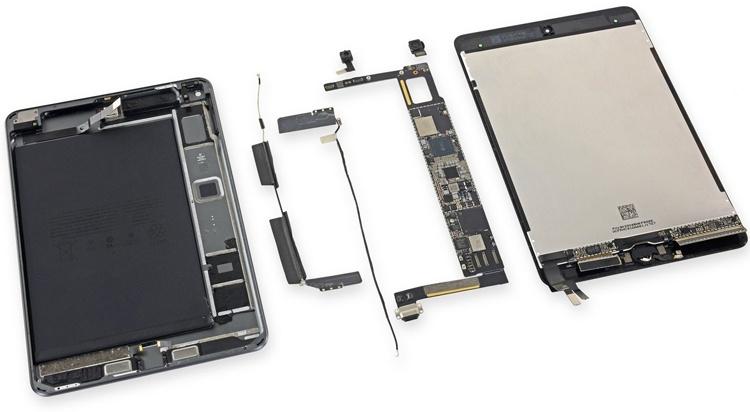 Лучше не ломать: планшет iPad Mini 5 ремонту не подлежит
