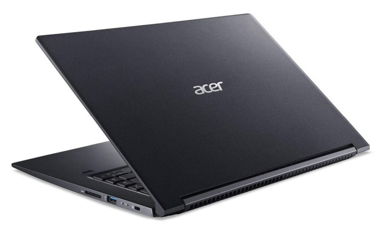 Ноутбук Acer Aspire 7 на платформе Intel Kaby Lake G оценён в 00