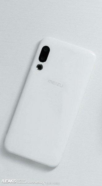 Новые фото Meizu 16s