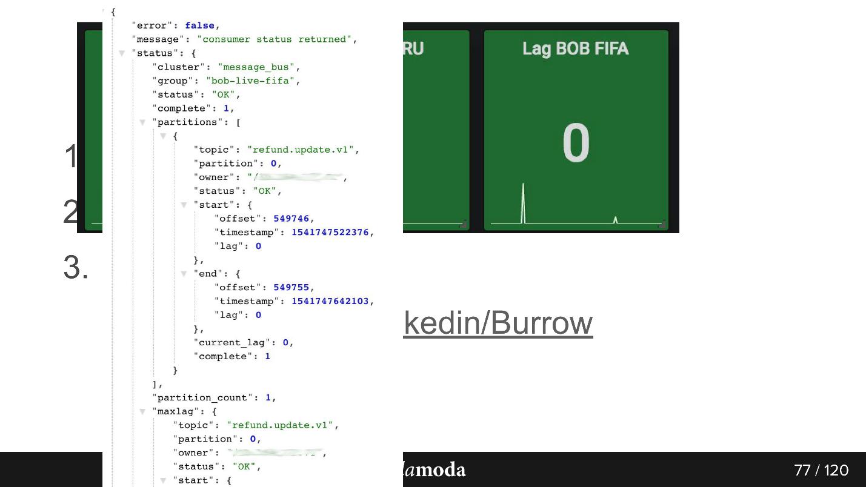 Опыт разработки сервиса Refund Tool с асинхронным API на Kafka - 13