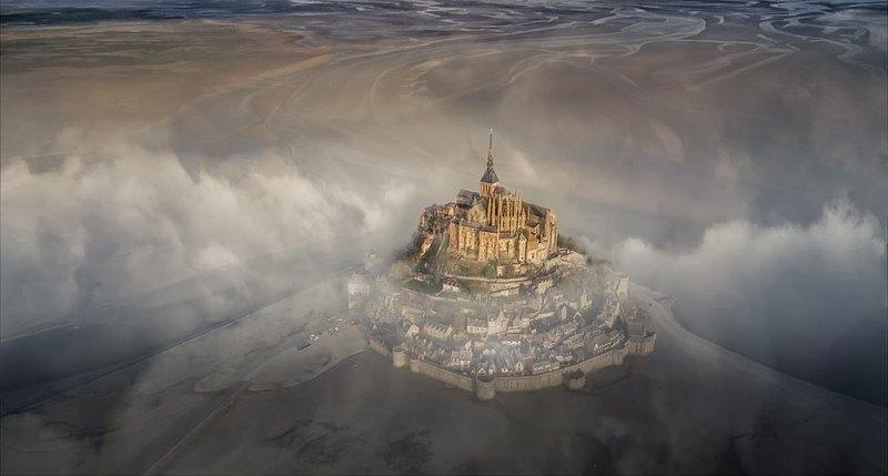 Потрясающие фотографии, сделанные с дронов - 2
