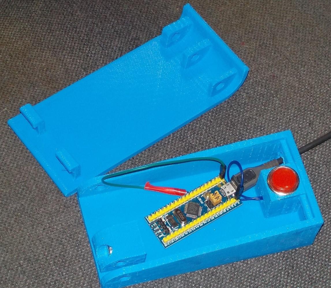 Разрабатываем педальную прошивку для обучения игре на балалайке - 4