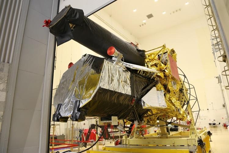 Телескоп «Спектр-РГ» отправится в космос в июне