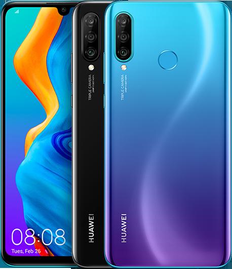Тройная камера дешевле 22 тысяч рублей. Смартфон Huawei P30 Lite представлен в России