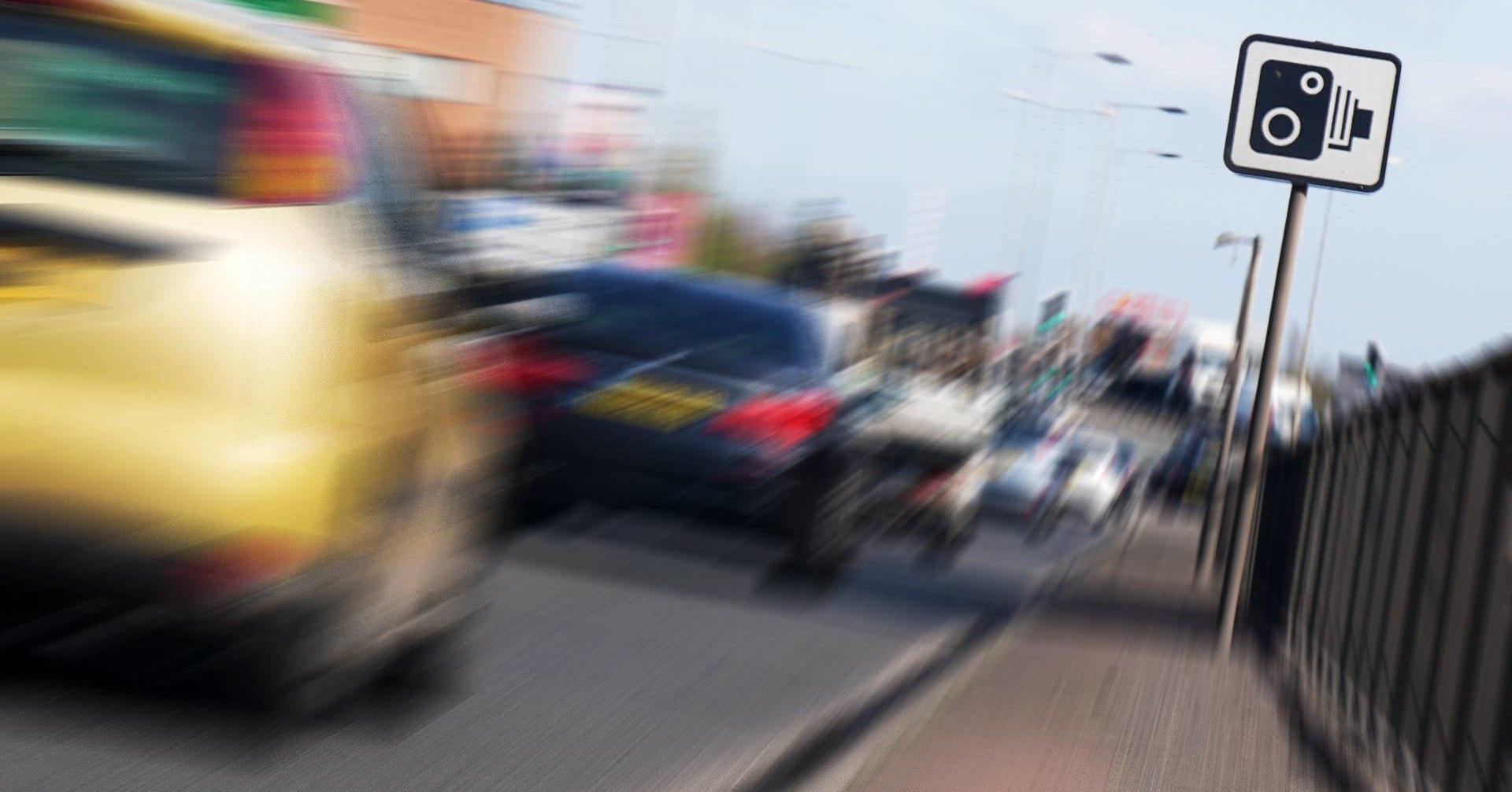Все автомобили получат ограничители скорости