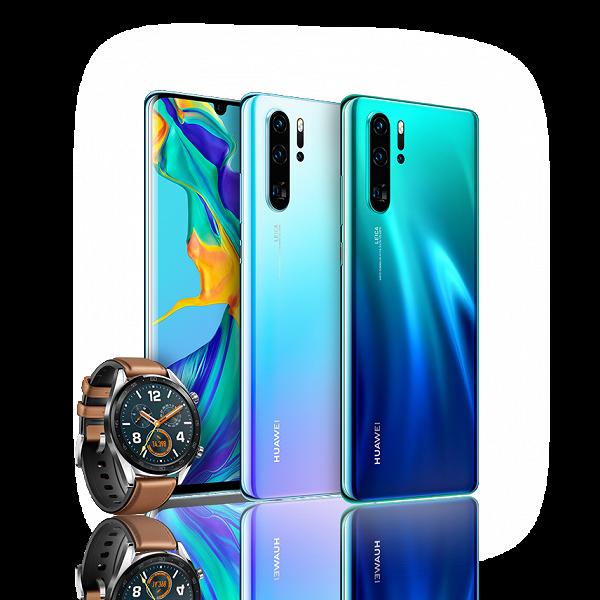Значительно дешевле Samsung Galaxy S10. Флагманские камерофоны Huawei P30 и P30 Pro представлены в России