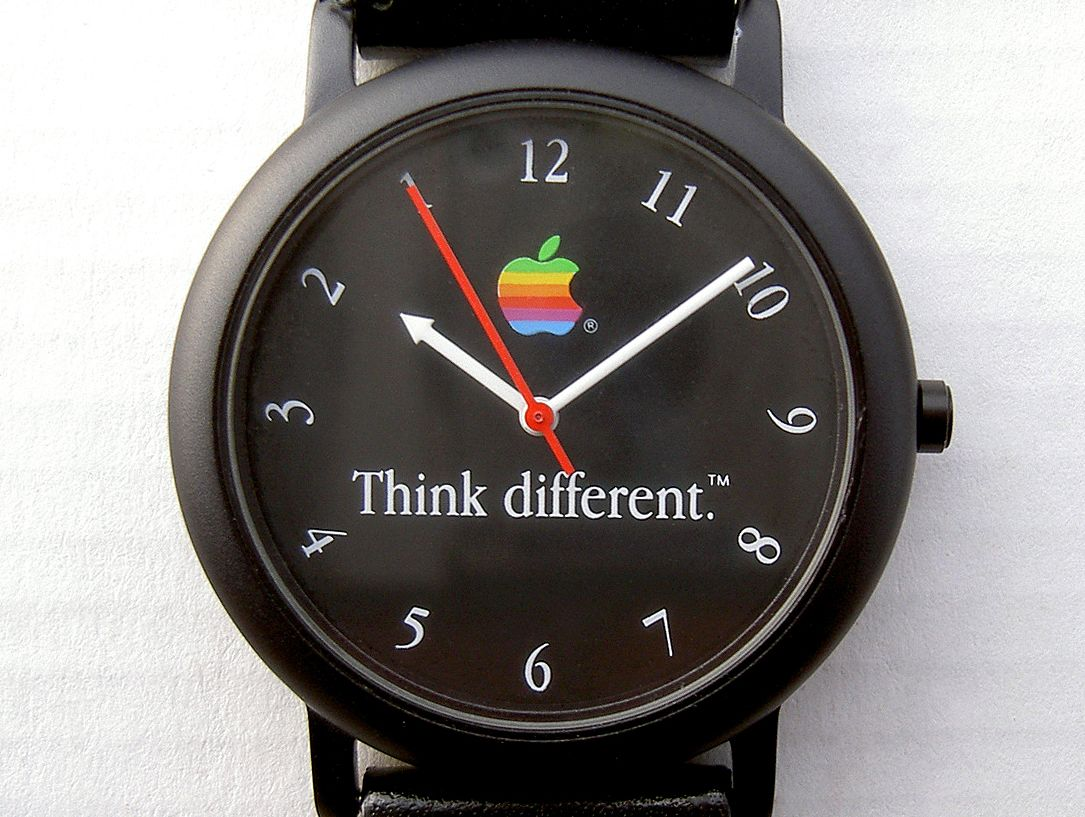 "Apple не смогла засудить производителя часов Swatch за слоган ""Tick different"" - 1"