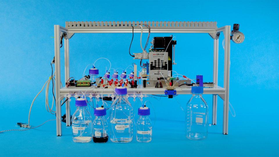 «Hello»! Первое в мире автоматическое хранилище данных в молекулах ДНК - 1