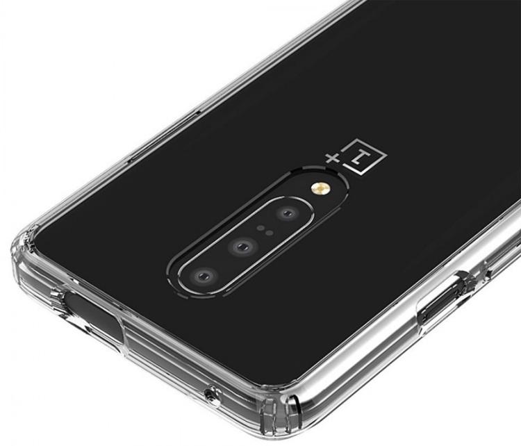 Рендеры защитного чехла раскрыли дизайн смартфона OnePlus 7