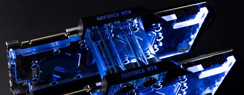 Терминалы EK-Scalar предназначены для охлаждения нескольких 3D-карт одной СЖО