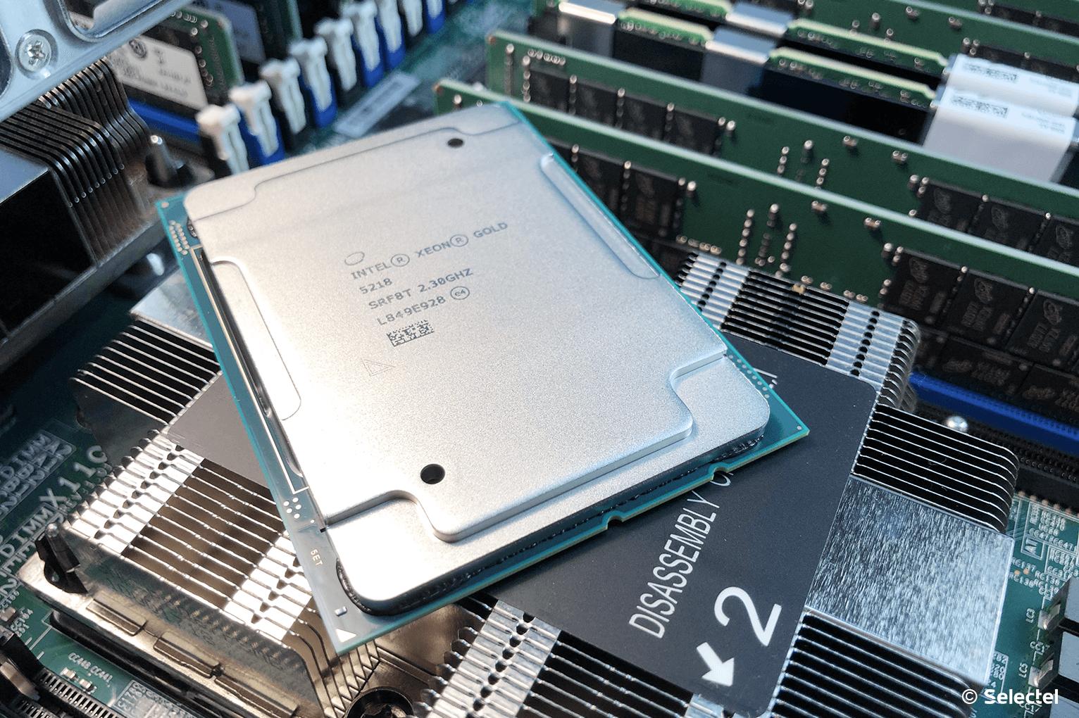 Встречаем новые процессоры Intel - 2