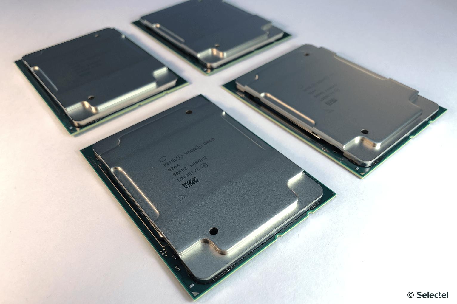 Встречаем новые процессоры Intel - 5