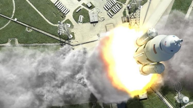 Чиновники в США продолжают «осваивать» Солнечную систему: на Марс летим в 2033
