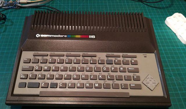 Изготовление реплик отсутствующих клавиш для «резиновой» клавиатуры Commodore 116 - 2