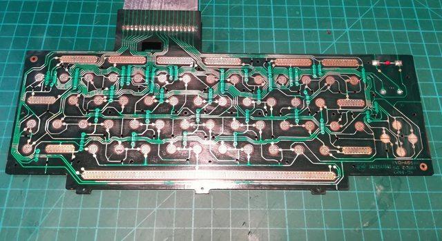 Изготовление реплик отсутствующих клавиш для «резиновой» клавиатуры Commodore 116 - 29