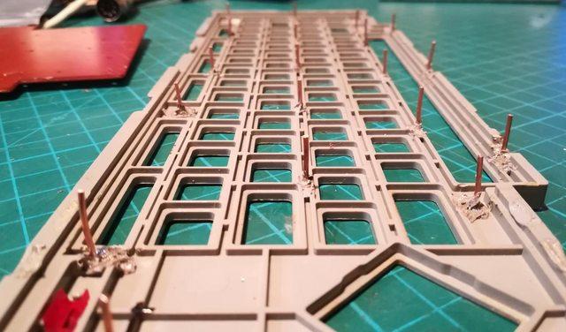 Изготовление реплик отсутствующих клавиш для «резиновой» клавиатуры Commodore 116 - 31