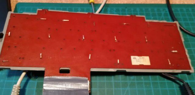 Изготовление реплик отсутствующих клавиш для «резиновой» клавиатуры Commodore 116 - 33