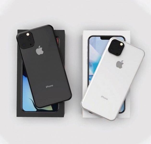 Живое фото подтвердило «квадратную» тройную камеру в iPhone 2019 года