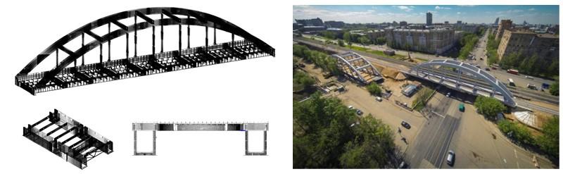 Как 3D-сканер позволил отказаться от натурной контрольной сборки моста - 3