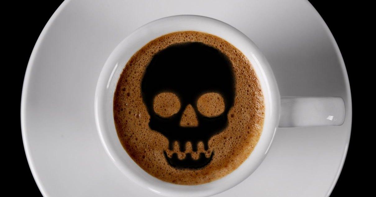 Кофе увеличил шанс развития рака легких