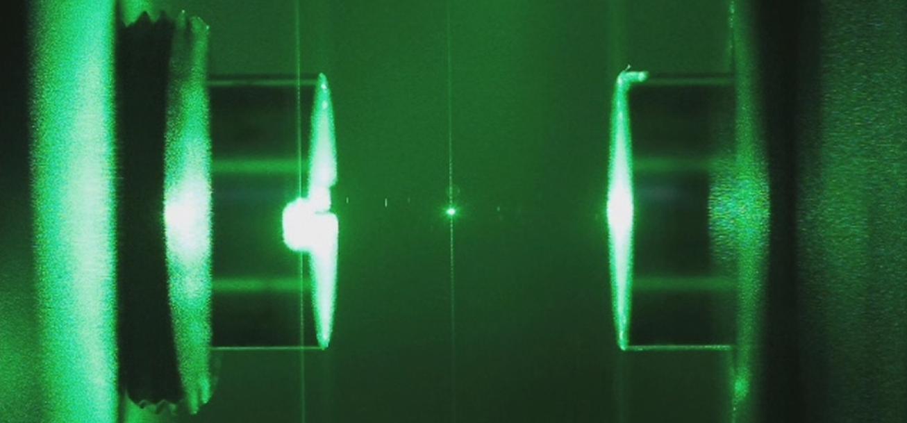 Охлаждение левитирующей наночастицы посредством оптического резонатора - 1