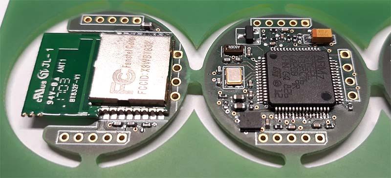 Разработка электроники. О микроконтроллерах на пальцах - 1