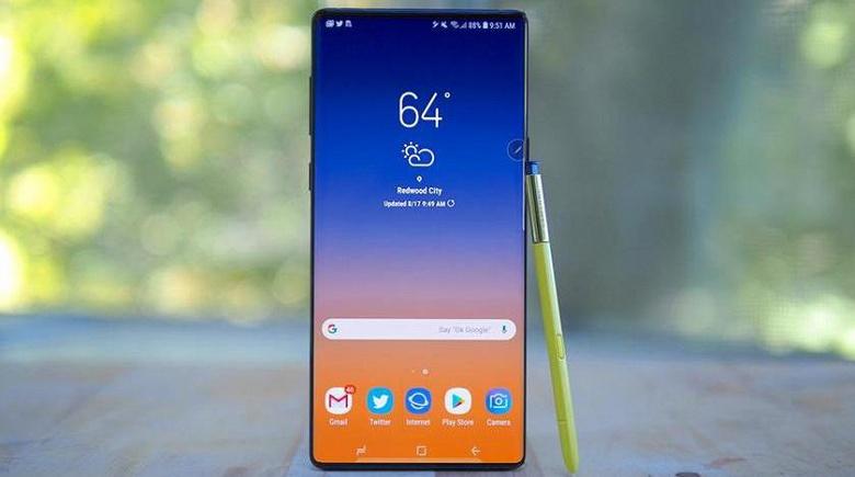 Смартфоны Samsung Galaxy Note могли бы иметь более узкие рамки и емкий аккумулятор, если бы не стилус S Pen