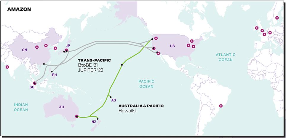 Вести со дна: IT-гиганты начали активно строить собственные подводные магистральные сети - 4