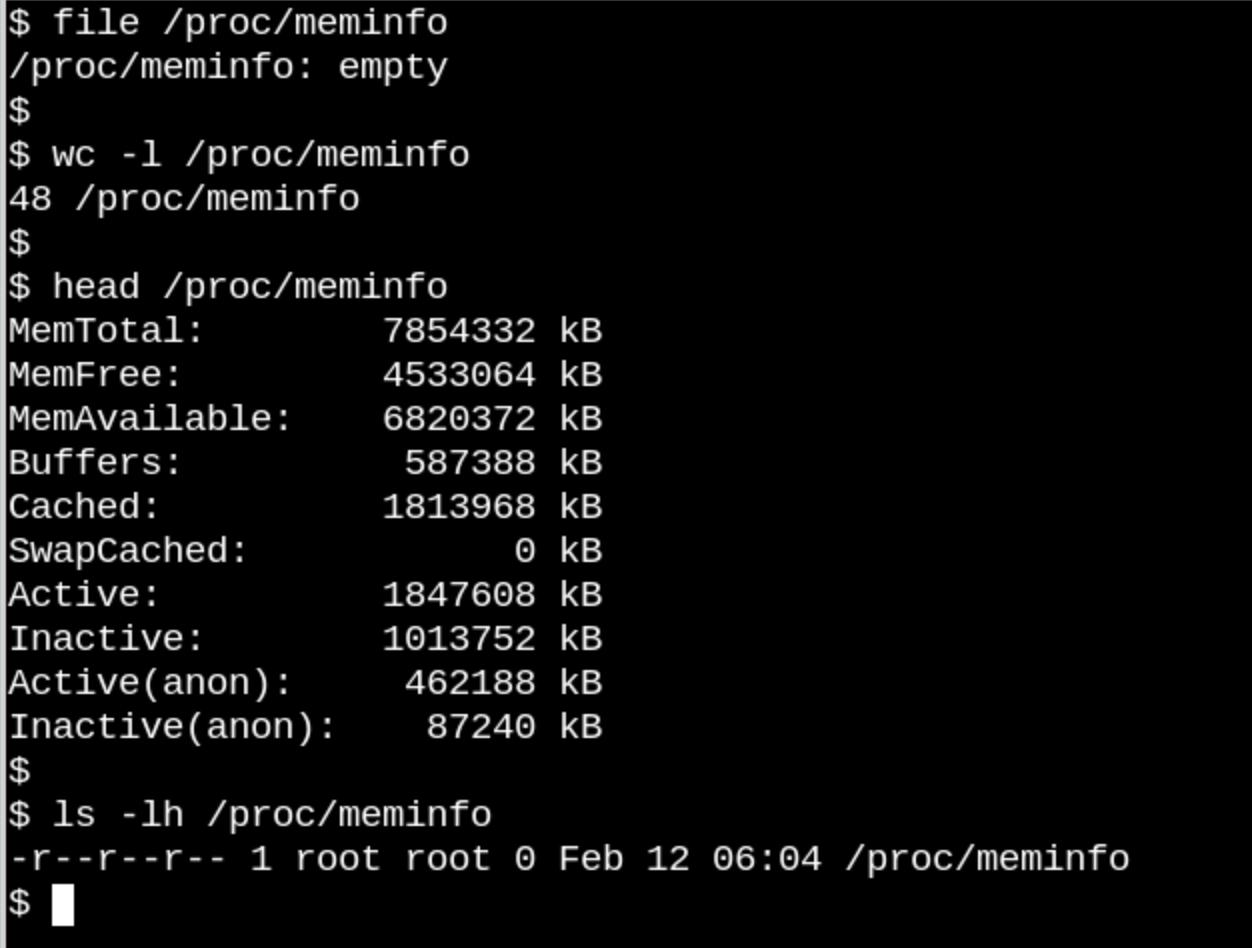 Виртуальные файловые системы в Linux: зачем они нужны и как они работают? Часть 1 - 5