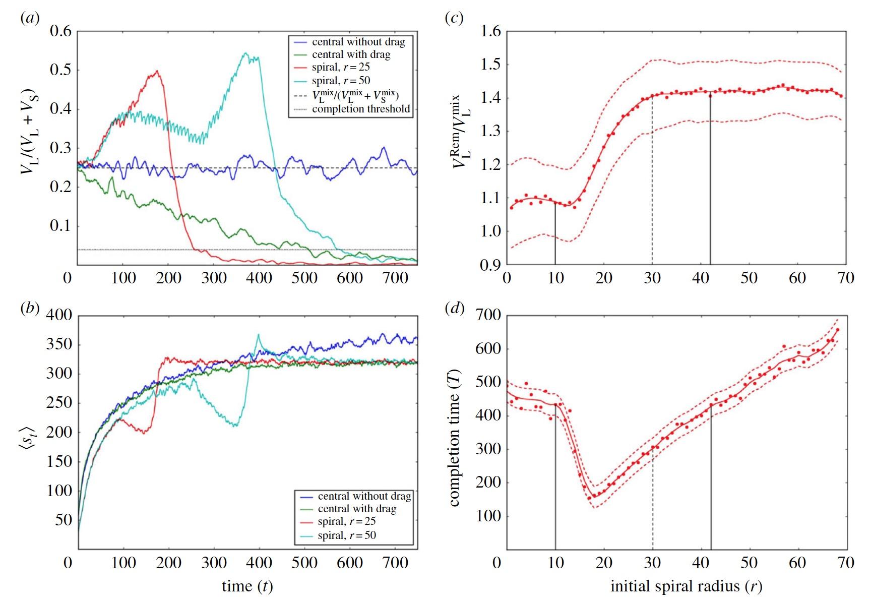 Фероподы не помогут: исследование и математическое моделирование ям-ловушек личинок муравьиных львов - 9