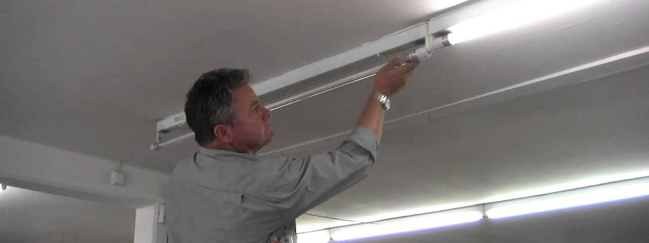 Как заменить лампочку на рабочем месте так, чтобы тебя не уволили? - 1