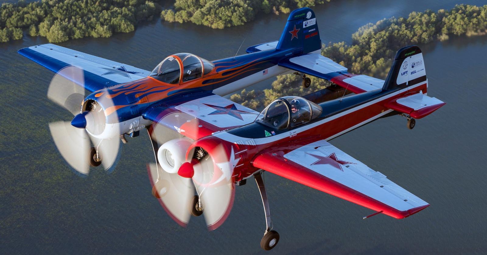 Мутант для высшего пилотажа: Як-110