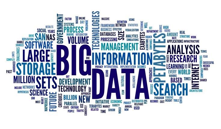 По прогнозу IDC, рынок больших данных и бизнес-аналитики в этом году достигнет 189,1 млрд долларов - 1