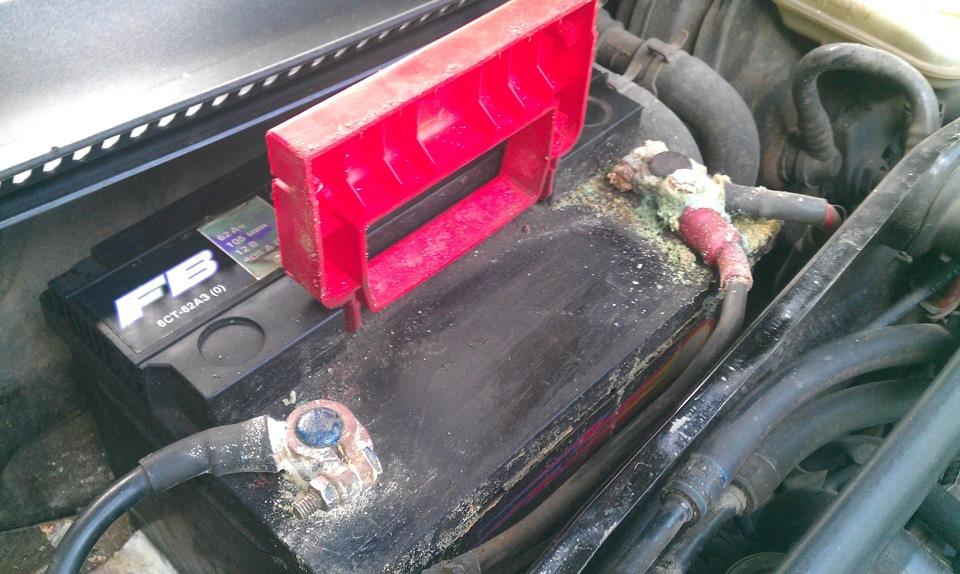 Прикуривать вредно, или как сохранить заряд автомобильного аккумулятора - 1