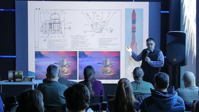 Венера, Луна, далее везде: интервью с Павлом Шубиным - 1