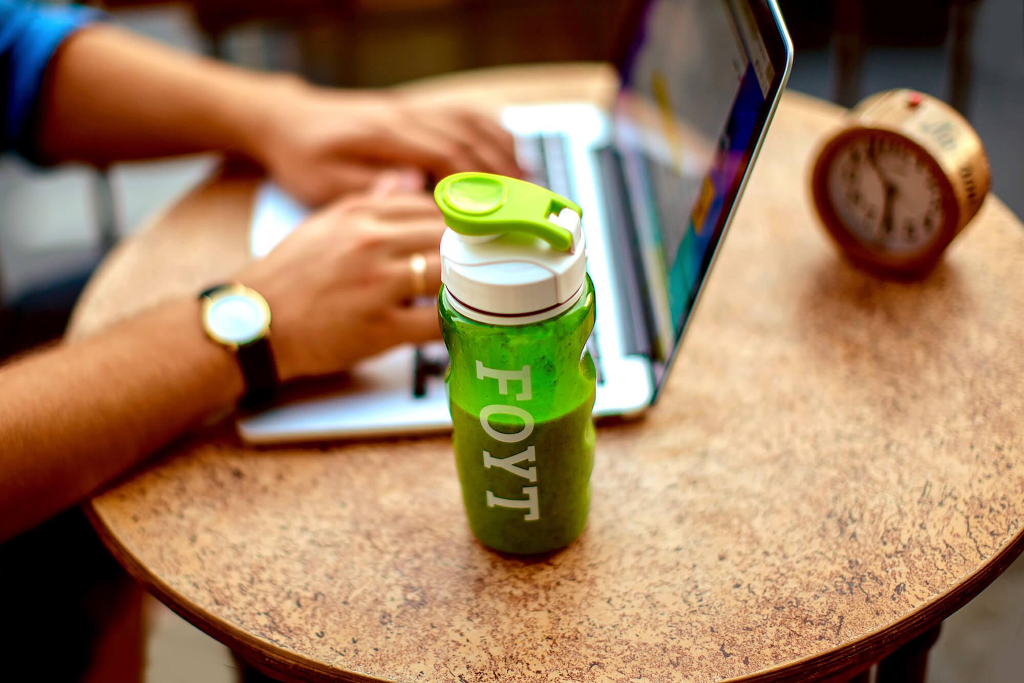 Коктейль для здорового питания — его делает стартап из акселератора Университета ИТМО - 1