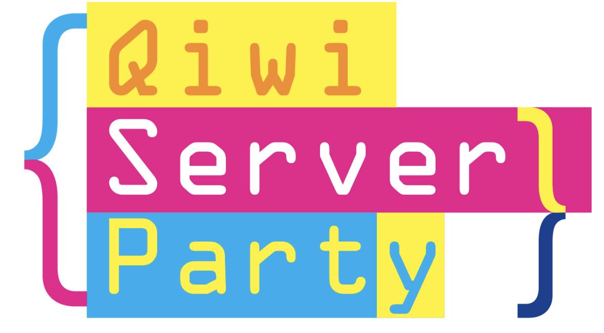 Москва, 18 апреля — QIWI SERVER PARTY 4.0 - 1