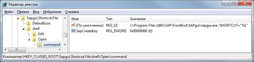 Запуск SAP GUI из браузера - 3