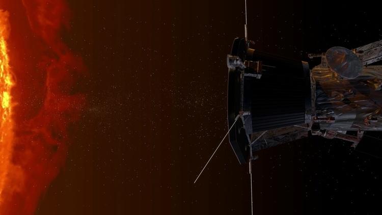 Зонд Parker Solar Probe ставит новые рекорды сближения с Солнцем